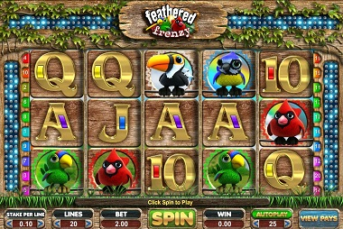Saga Slot - Read our Review of this PAF Casino Game