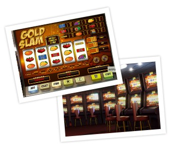Gold Slam Sheriff Slot
