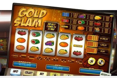 Gold Slam Slot Sheriff