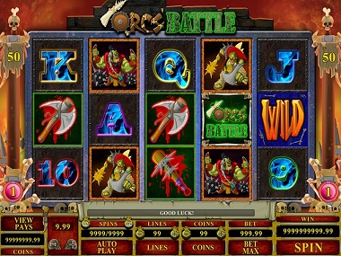Orc's Battle Slot