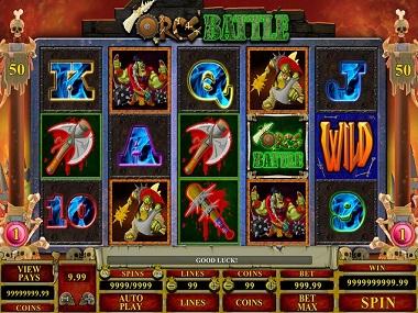 Orc's Battle Slot