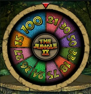 The Jungle 2 Slot Game