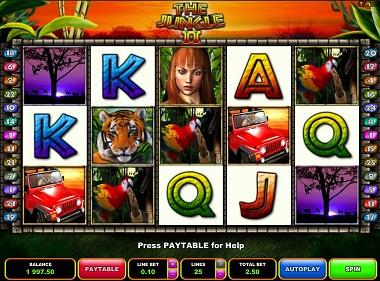The Jungle Slot