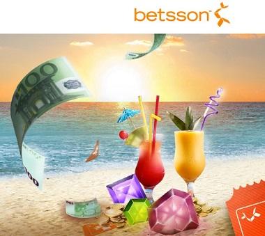 betsson deposit methods