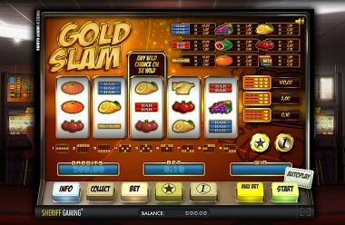 Gold Slam Slot
