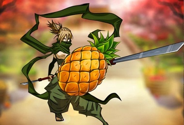 Ninja Fruits Slot Game