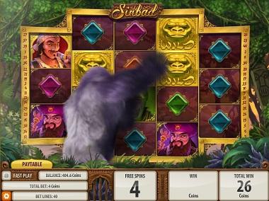 Sinbad Slot Game