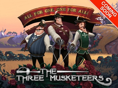 Three Musketeers Slot Quickspin