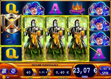 Dark Ninja Slot - Win Big Playing Online Casino Games