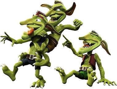 Greedy Goblins Slot Betsoft