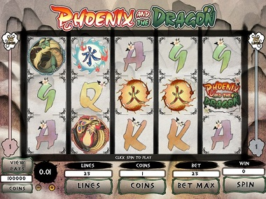 Phoenix Dragon Slot Game