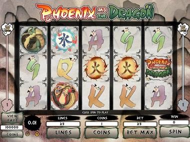 Phoenix Dragon Slot Game