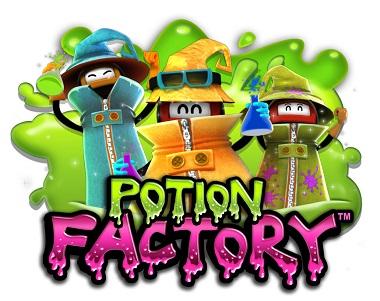 Potion Factory Slot Leander