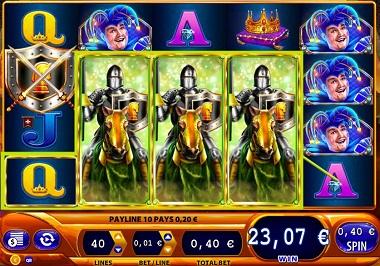 Black Knight 2 Slot Williams