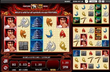 Bruce Lee 2 Williams Interactive