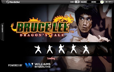 Bruce Lee Dragons Tale Opening