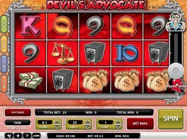 Devil's Advocate Screenshot