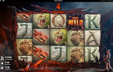 Dragon's Cave Casino Slot