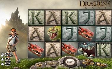 Dragon's Cave Screenshot Slot