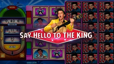 Elvis the King Lives Casino Game