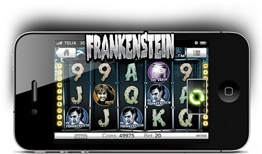 Frankenstein Touch Slot