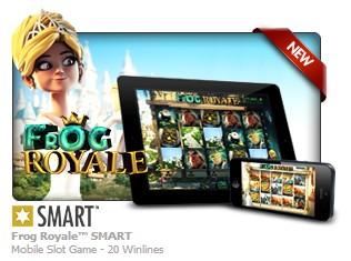 Frog Royale Mobile Slot