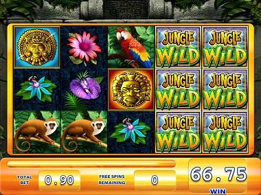 Jungle Wild Bonus Guarantee