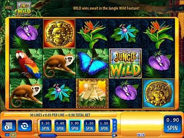 Jungle Wild Williams Interactive Slot