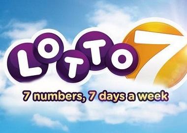Lotto 7 Live Draw