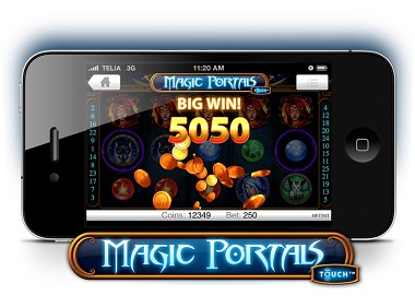 Magic Portals Mobile NetEnt