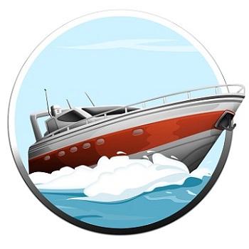 Mega Fortune Boat symbol