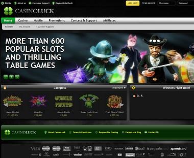 New CasinoLuck