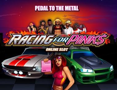 Racing For Pinks Slot Microgaming