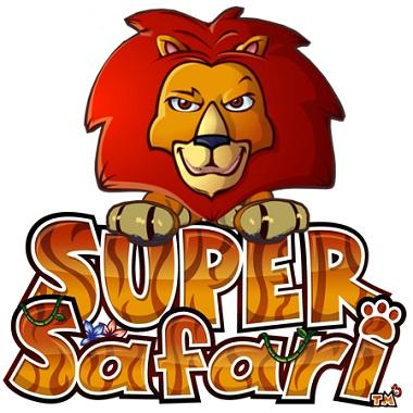 Super Safari Slot Logo
