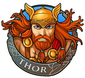 Thor Hall of Gods
