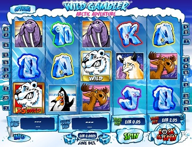 Arctic Adventure Slot Game