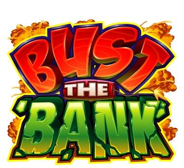 Bust the Bank Slot Logo