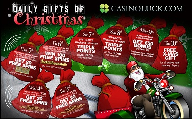 CasinoLuck Christmas