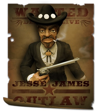 Dead or Alive Jesse James