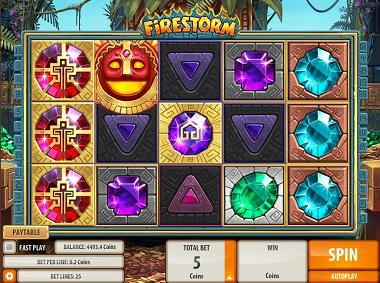 Firestorm Slot Game Quickspin