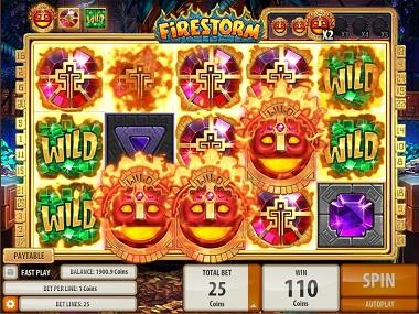 Firestorm Slot Screenshot