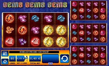 Gems Gems Gems Slot Williams
