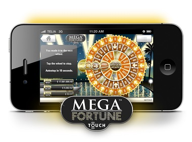Mega Fortune Touch NetEnt