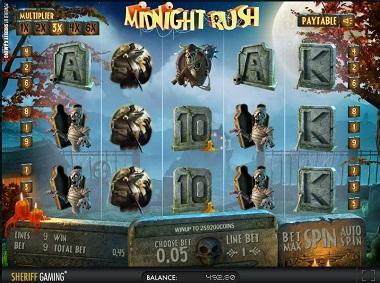 Midnight Rush Slot