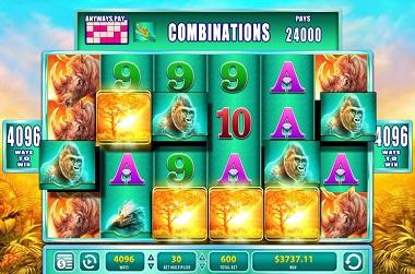 Raging Rhino Slot Williams Interactive