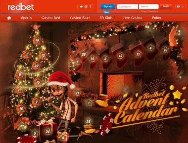 Redbet Advent Calendar