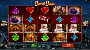 Secret Santa Slot Game