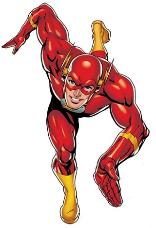 The Flash Slot Symbol