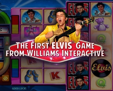 Williams Elvis The King Lives