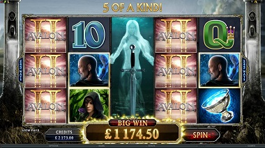Avalon 2 Slot Big Win